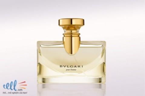 Nước hoa BVLGari pour Femme eau de parfum 100ml