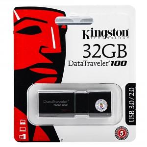 USB Kingston 3.0 DT100G3 -...