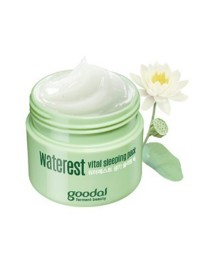 Mặt Nạ Ngủ Goodal Waterest...
