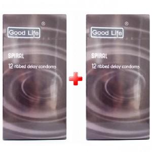 Bao Cao Su Good Life Spiral - 12 Bao