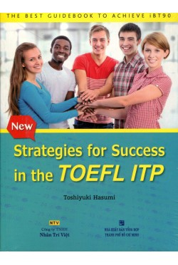 Strategies For Sucess In The TOEFL ITP (Kèm...