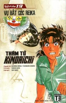Thám Tử Kindaichi (Tập 19) - Vụ Bắt Cóc Rika