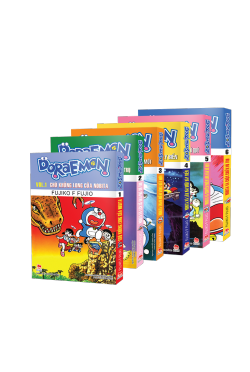 Tiki - Combo Doraemon - Truyen Dai (Tron Bo 24 Cuon)