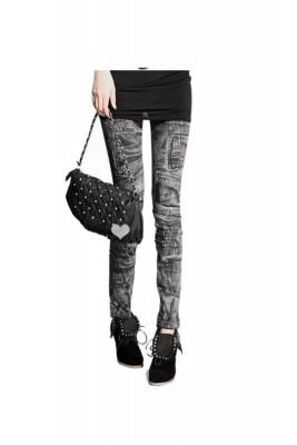 Titi Shop - Quan legging gia jeans Titishop QDN04 (Den)