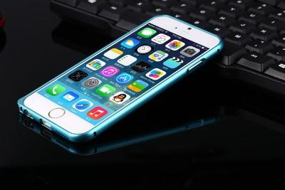 Titi Shop - Vien iPhone 6 co chi (XANH ) 2014