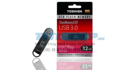 Titi Shop - USB 32GB 3.0 TOSHIBA TRansmemory Mx 3.0 NEW