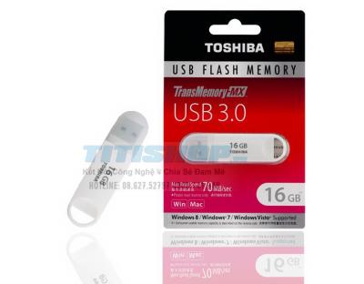 Titi Shop - USB 16GB 3.0 TOSHIBA TRansmemory Mx 3.0 NEW