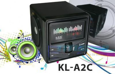 Titi Shop - Loa KLIVIEN KL A2C Co den LED Cuc dep