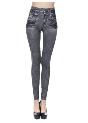 Titi Shop - Quan Legging gia jeans QDN52