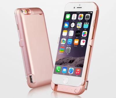 Titi Shop - P lung pin du phong cho iPhone 6S 70000mAh ( vang hong )
