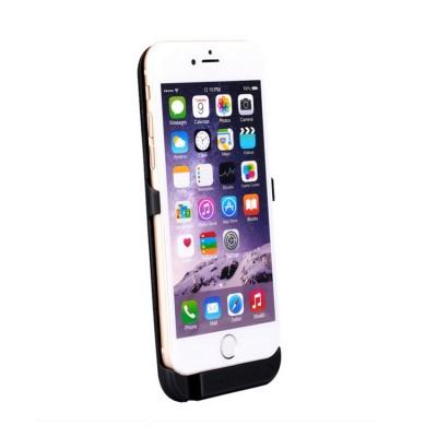Titi Shop - Op lung pin du phong cho iPhone 6 3800mAh (Den)