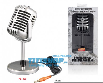 Titi Shop - Mini Microphone POSONGS PC-058 Doc dao