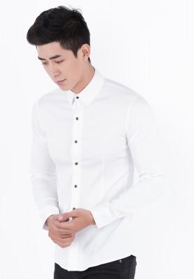 Titi Shop - Ao so mi nam body SM304 ( Trang lich lam )