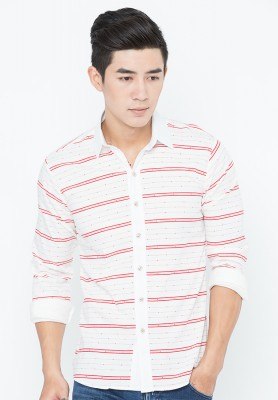 Titi Shop - Ao so mi nam body SM276 Cotton Thun