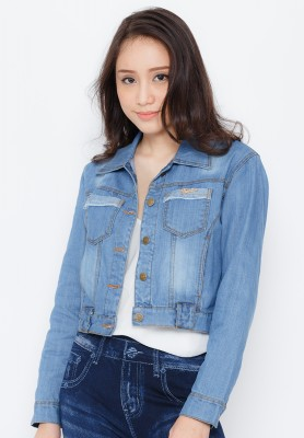 Titi Shop - Ao khoac jean nu NT20