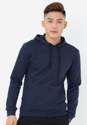 Titi Shop - Ao khoac nam HOODIE AKN64 (xanh ) new