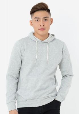 Titi Shop - Ao khoac nam HOODIE AKN64 ( xam ) new
