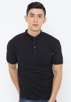 Titi Shop - Ao thun nam Ca sau cao cap AT153 ( den)