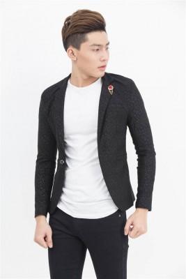 Titi Shop - Ao khoac vest body HAN QUOC VN3 ( den )