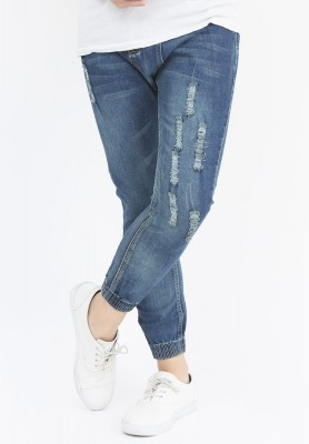 Titi Shop - Quan Jean nam Jogger Pants QJ81 ma 6106
