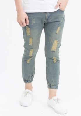 Titi Shop - Quan Jean nam Jogger Pants QJ47 ma 6102