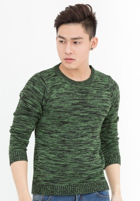 Titi Shop - Ao thun det kim tay dai nam ATN83 ( Xanh )