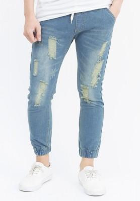 Titi Shop - Quan Jean nam Jogger Pants QJ48 ma 6101