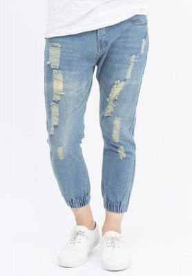 Titi Shop - Quan Jean nam Jogger Pants QJ46 ma 6104