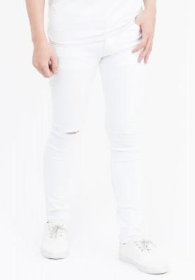 Titi Shop - Quan jeans Nam rách gói màu den QJ108 ( TRANG)