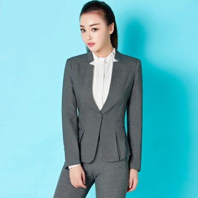 Titi Shop - Bo Ao vest nu va Quan dai Nhap Cao cap ACC24 ( Xam Chuot )