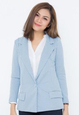 Titi Shop - Ao khoac vest nu VNN6 XANH NEW