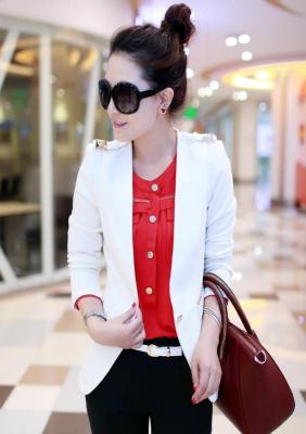 Titi Shop - Ao khoac vest Thoi trang nut vai AKVN25