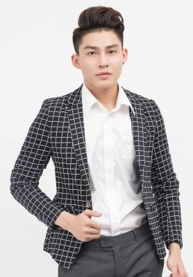 Titi Shop - Ao khoac vest body HAN QUOC VN5 (SOC DEN )