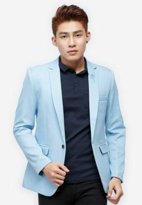 Titi Shop - Ao khoac vest nam AVN60 HANG NHAP CAO CAP ( Xanh lam )