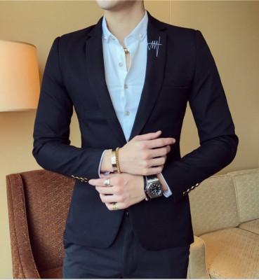 Titi Shop - Ao khoac vest nam AVN65 HANG NHAP CAO CAP (DEN )