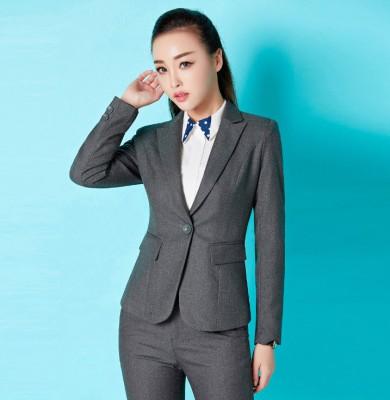 Titi Shop - Bo Ao vest nu VA Quan dai Nhap Cao cap ACC34 ( XAM)