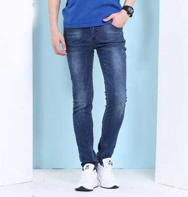 Titi Shop - Quan jean Nam wax QJ140996 ( xanh )