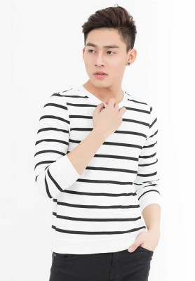 Titi Shop - Ao thun Det kim Titishop ATN6 tay dai soc