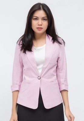 Titi Shop - Ao vest Titishop ANN28 mau hong 1 nut