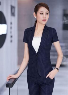 Titi Shop - Bo vest NU Soc Titishop ACC46 tay ngan Kem Quan ( Xanh Den )