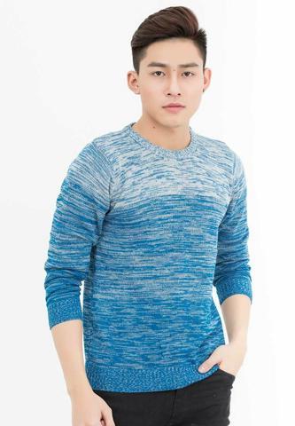 Titi Shop - Ao thun len dai nam ATN75 ( Xanh )