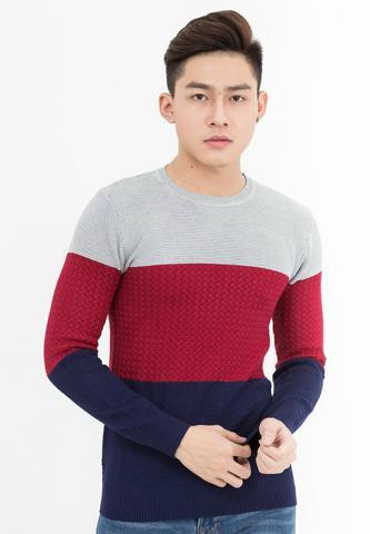 Titi Shop - Ao thun det kim tay dai nam ATN72 ( Phoi mau )