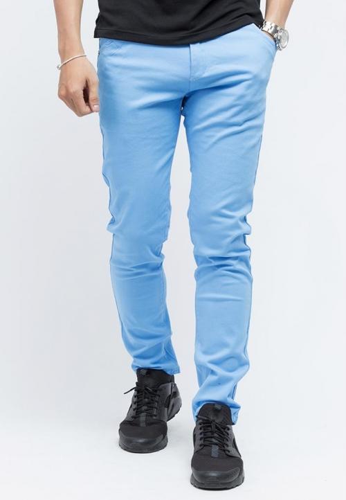 Quần kaki Titishop QK05 màu xanh da trời
