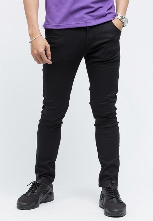 Quần kaki Titishop QK06 màu đen