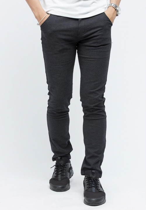 Quần kaki âu Titishop QK12 màu đen