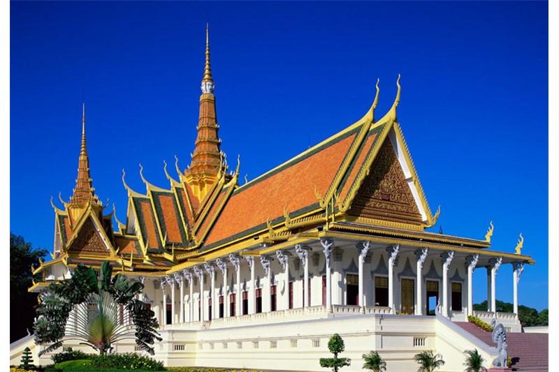 Top One Top - Tour Du Lich Siem Riep - Phnompenh: Kham Pha Angkor Huyen Bi