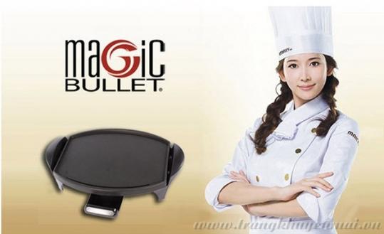 Vỉ nướng điện Magic Bullet GT-01 chỉ với 540.000đ