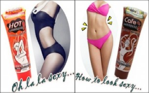 Kem danh tan mo thua Hot Body Slimming!
