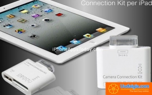 Ưu Đãi Giá - CONNECTION KIT CHO IPAD