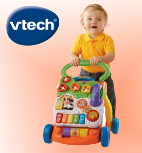 Xe tập đi Vtech Sit-to-Stand Lear...